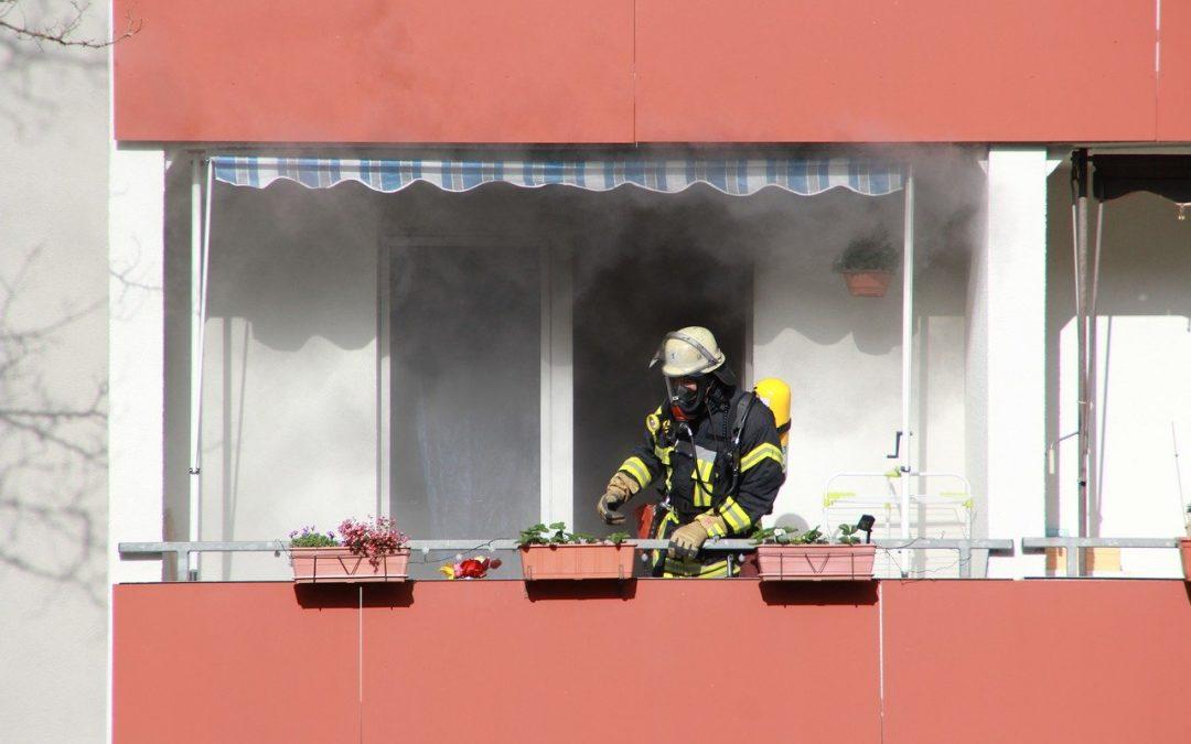 Rechte des Mieters nach einem Wohnungsbrand